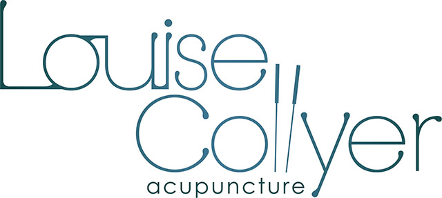 Louise Collyer Acupuncture logo.